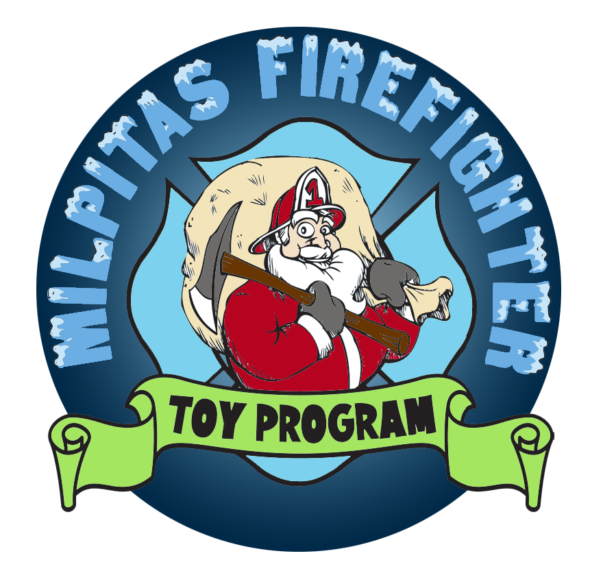 Toy Drive Logo : Milpitas firefighters toy program a charitable drive
